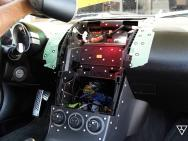 Balonbay 3D Laser Scanning in Greater Toronto Area NIssan 350Z Interior Dashboard