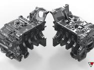 3D Laser Scanning Subaru EJ25 Engine Block, Greater Toronto Area