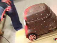 Balonbay 3D Laser Scanning Clay Car Model