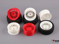 Balonbay 3D Printing 1:10 Scale RC Wheels